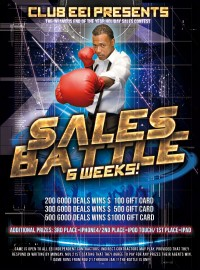Sales-Battle